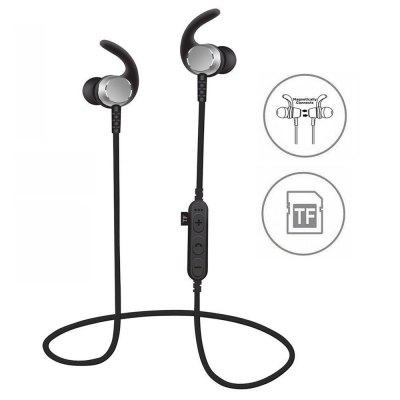 Sports Bluetooth Earphone Wireless Headphones Stereo Headset for iphone/Xiaomi