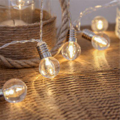 Small Fresh Bulb Lights Flashing Lights String Lights