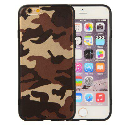 Camouflage Case for iPhone 6 / 6S Phone Cases Soft TPU Silicon Back Cover