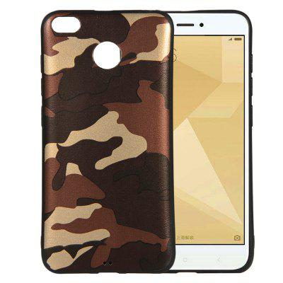 Camouflage Case for Xiaomi Redmi 4X Phone Cases Soft TPU Silicon Back Cover