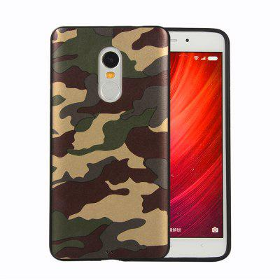 for Xiaomi Redmi Note 4 / Note 4X Phone Case Soft TPU Silicon Camouflage Cover