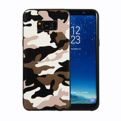 Camouflage Case for Samsung Galaxy S8 Plus Cases Soft TPU Silicon Back Cover