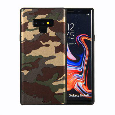 Camouflage Case for Samsung Galaxy Note 9 Cases Soft TPU Silicon Back Cover