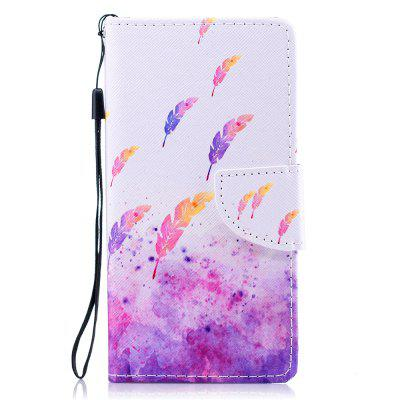 Luxury Flip Wallet Case for HTC M10 PU Leather Phone Case