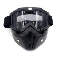 4d1bb206821 6% OFF Motorcycle Helmet Bicycle Goggles Outdoor Cycling Equipment Harley  Goggles Mask