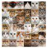 HD Waterproof Fashion Simplu Animale de companie Animale de sute de animale Pagina de decorare Imprimare Poster - FANTASTIC