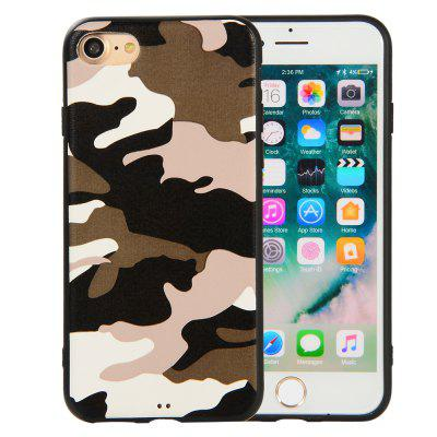 Camouflage Case for iPhone 7 / 8 Phone Cases Soft TPU Silicon Back Cover