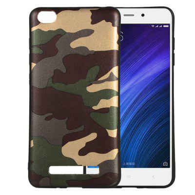 Camouflage Case for Xiaomi Redmi 4A Phone Cases Soft TPU Silicon Back Cover
