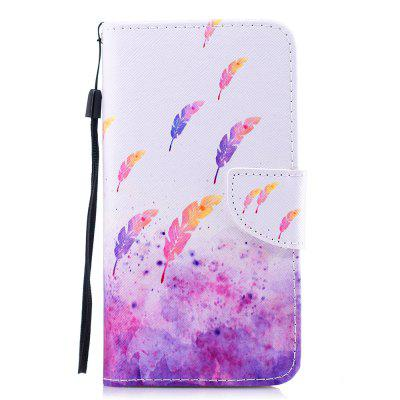 Luxury Flip Wallet Case for Iphone7 Plus  / 8 Plus  PU Leather Phone Case