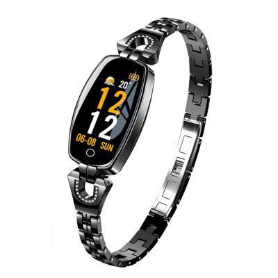 Female Fashion Smart Watch Blood Pressure Heart Rate Sleep Monitoring Image