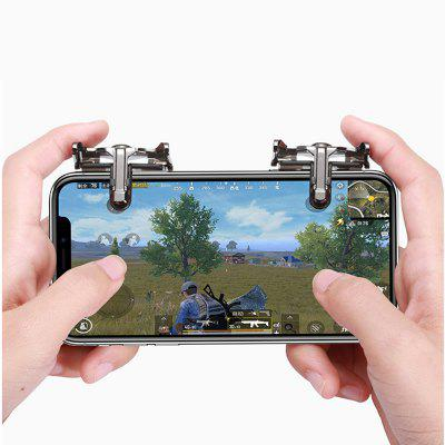 Mobile Phone Shoot Button Free Fire L1 R1 Game Controller Trigger for PUGB