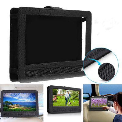 3 size Car Headrest Mount Holder Protective Case For Ipad / DVD Player Tablet