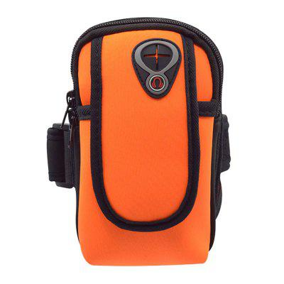 Outdoors Running Armband Bag Phone Holder Sport