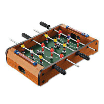 Wooden Children's Table Football Machine Table Football Toys