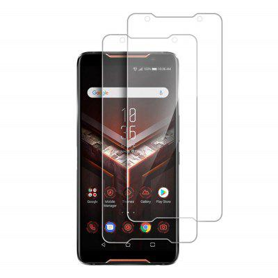 2PCS 0.26mm Tempered Glass Screen Protector for Asus ROG Phone