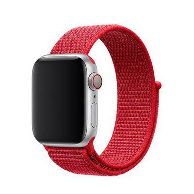 For Apple Watch Series  3 2 1 38MM  Band Woven Nylon Band Strap