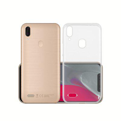 White Transparent Silicone Case for LEAGOO M11