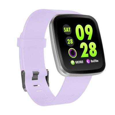 LEMFO V6 1.3 Heart-Rate Blood Pressure Monitoring Bluetooth Smart Bracelet