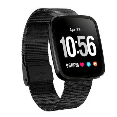 LEMFO V6 1.3 Heart-Rate Blood Pressure Monitoring Bluetooth Smart Bracelet Image