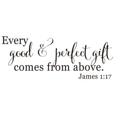 Every Good Prefect Gift Art Apothegm Home Decal Wall Removable Sticker
