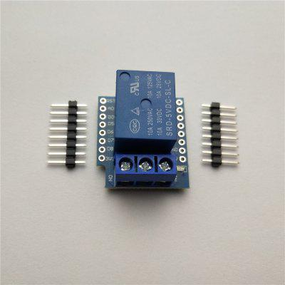 1 Way Relay Module High Level Trigger FOR D1 Mini WIFI Expansion Board Learning