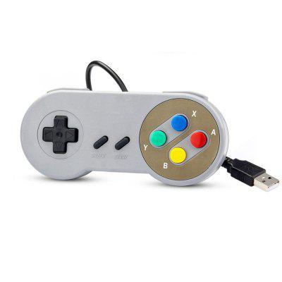 New Game Controller for SNES USB Classic Gamepad / PC MAC Games / XP / Mac os