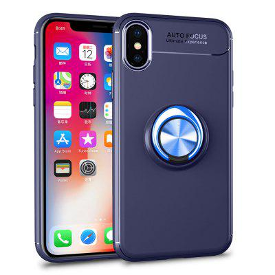 Pour Iphone x Pour explorer la version Invisible Bracket Mobile Phone Case