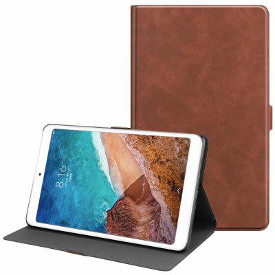 Case for Xiaomi MiPad 4 Plus Smart Cover Funda Tablet Silicone PU Leather Stand