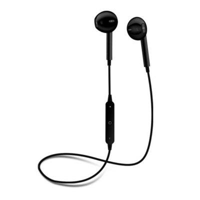 Wireless  Bluetooth 4.1  S6 Earphone With Microphone For Apple Android Phone