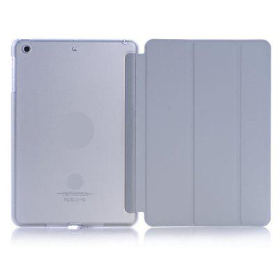 Tablette Pour Ipad Pro10.5 Air2mini4 cas Smartcover Shell Silicone Holster