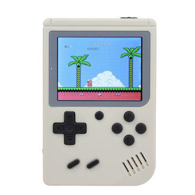 Mini Retro 8 Bit Built-in 168 Classic Games Pocket Handheld Video Game Console