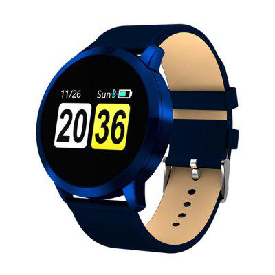 LEMFO Q8 Bluetooth Pedometer Movement Long Endurance Color Screen Smart Bracelet Image