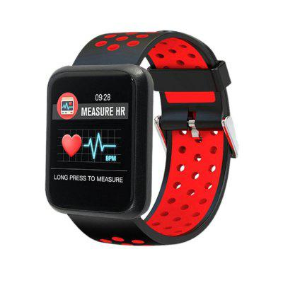 LEMFO Waterproof Sports Heart Rate and Blood Pressure Monitoring Smart Watch Image