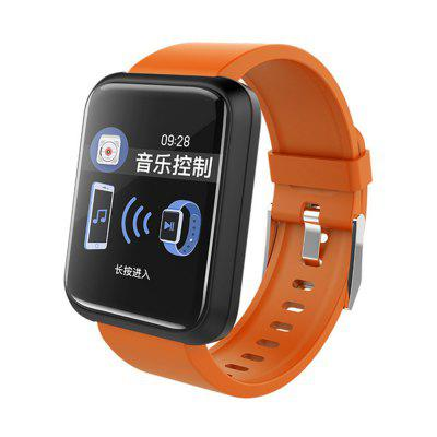 LEMFO SPORT3 Smart Waterproof Sports Band Heart Rate and Blood Pressure Watch Image