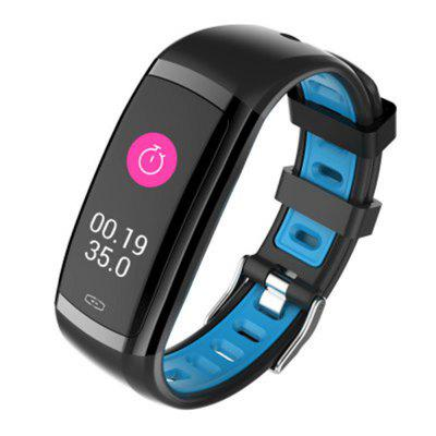 Smart Bracelet CD09 Bluetooth Color Screen Fashion Sports Pedometer Image