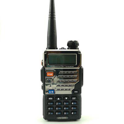 BaoFeng UV-5RE Walkie Talkie Two Way Radio 128CH VHF UHF 136-174Mhz 400-520Mhz