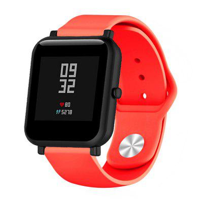 20MM Sport Silicone Watch Band Strap for Samsung Gear S2 Classic / Frontier