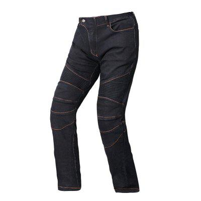 Jeans de moto Riding Tribe Pantalon de course cross-country