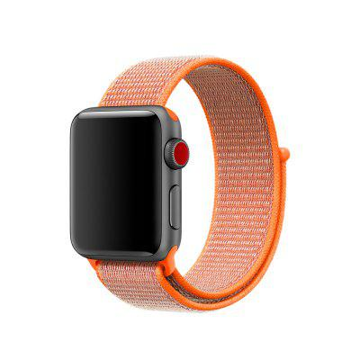 Liedao For Apple Watch Series 4 44MM Band Woven Nylon Band Strap