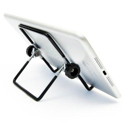 Metal Tablet Stand Adjustable Desktop Holder Mount for iPad / Tablet 7-12.9 inch