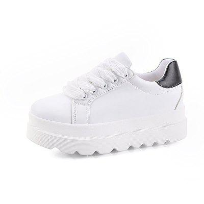 Thick Bottom Increase Casual Womens Shoes