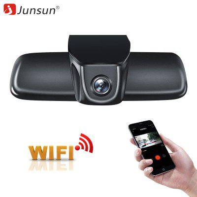 Junsun S200 WiFi Car DVR Dash Camera Full HD 1080p Video Recorder Image
