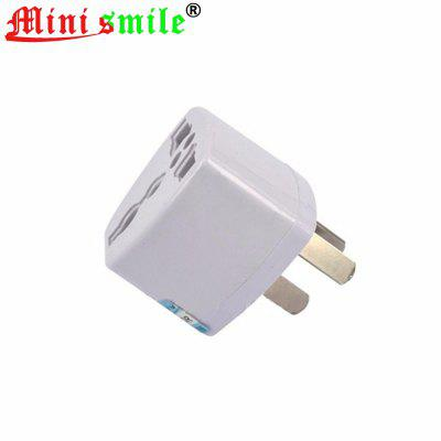 10A US/UK/EU/AU to 3 Pin AU Plug Socket Charger Travel Power Adapter Converter
