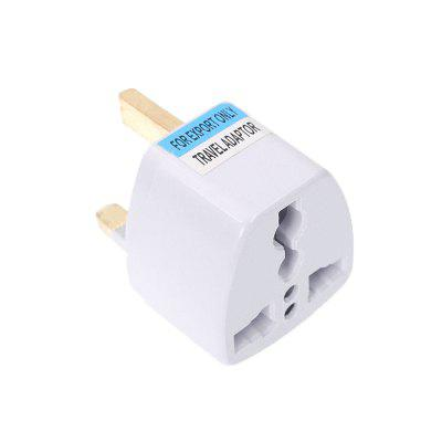 Minismile US/UK/EU/AU to UK Plug Socket Charger Travel Power Adapter Converter