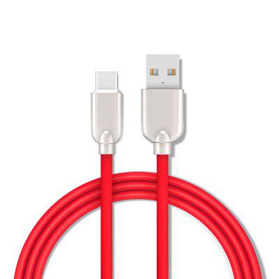 1.5M Type-C USB Cable Charger Data Transfer Mobile Phone Charging Cable