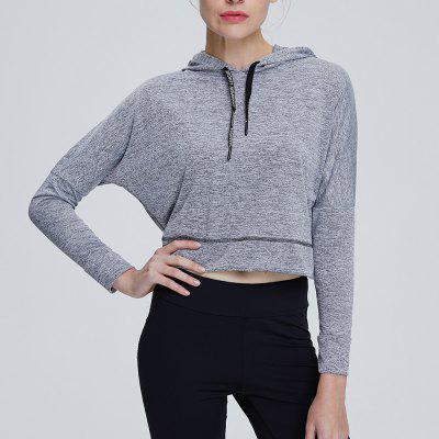 Spring Yoga Fitness Sweatshirt
