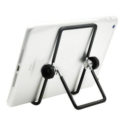 Metal Tablet Stand Adjustable Desktop Holder Mount for iPad / Tablet 7- 9 inch