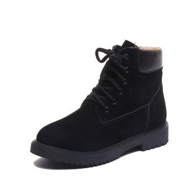 Winter Women Ankle Boots Keep Warm Snow Boots