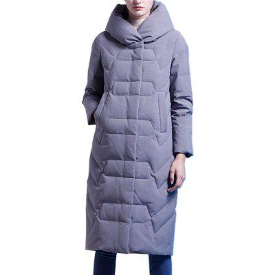 Autumn And Winter New Female Down Garment