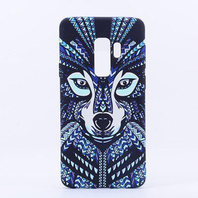 For SamsungS9plus King'S Style Mobile Phone Shell Soft Protective Cover